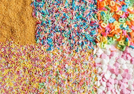 confettis açucar_corações_